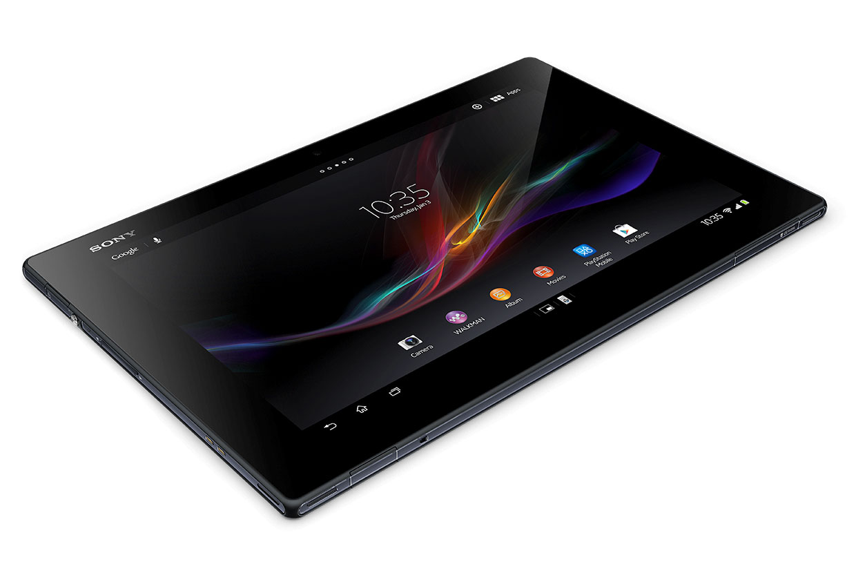 sony xperia tablet z in sterreich tablet pc vergleich. Black Bedroom Furniture Sets. Home Design Ideas